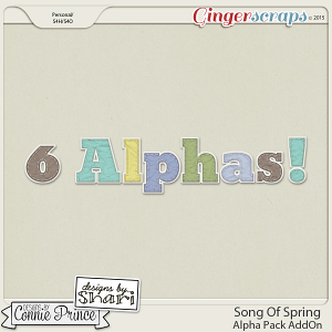 Song Of Spring - Alpha Pack AddOn