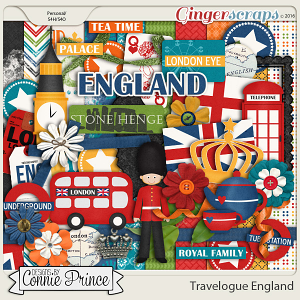 Travelogue England - Kit