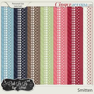 Smitten Pattern Papers