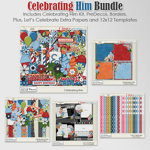 Celebrating Him - Bundle