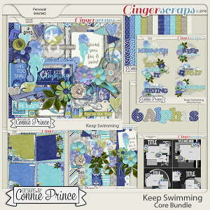 Keep Swimming - Bundle