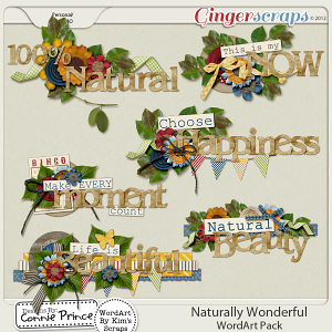 Retiring Soon - Naturally Wonderful - WordArt