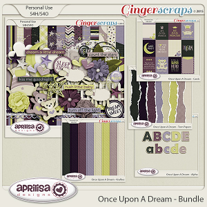 Once Upon A Dream - Bundle by Aprilisa Designs