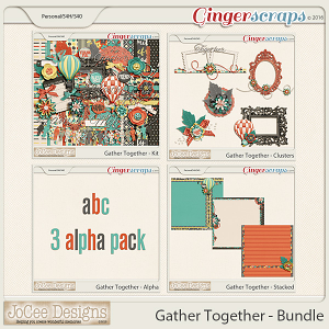 Gather Together - Bundle