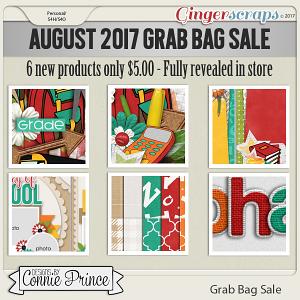 August 2017 Grab Bag - Schooled