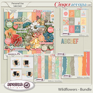 Wildflowers - Bundle