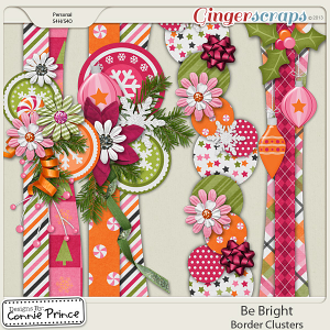 Be Bright - Border Clusters