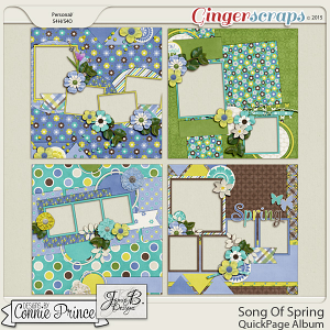 Song Of Spring - QuickPages