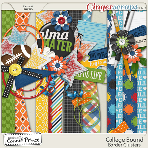 College Bound - Border Clusters