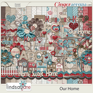 Our Home by Lindsay Jane
