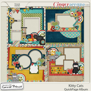 Kitty Cats - QuickPage Album