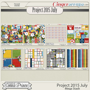 Project 2015 July - Mega Stash