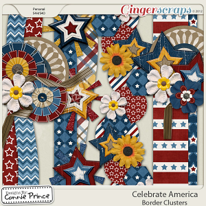 Retiring Soon - Celebrate America - Border Clusters