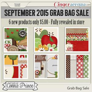 September 2015 Grab Bag Sale - Apple Crisp
