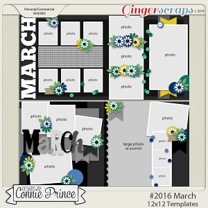 #2016 March - Template Pack (CU Ok)