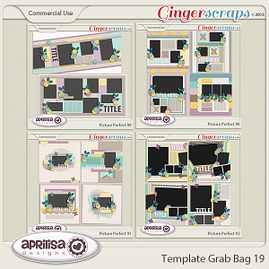 Template Grab Bag 19