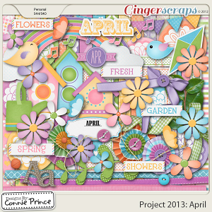 Project 2013: April - Kit