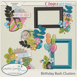 Birthday Bash Clusters
