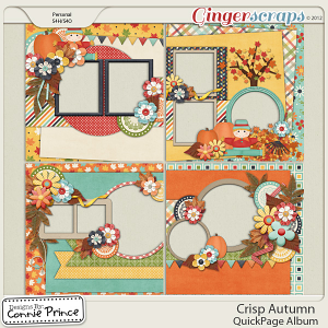 Crisp Autumn - QuickPage Album