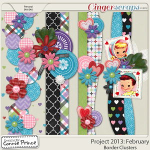Project 2013: February - Border Clusters