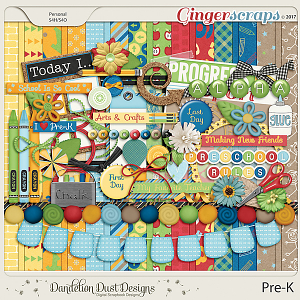 Pre-K By Dandelion Dust Designs