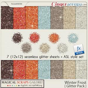 Winter Frost (glitter pack)