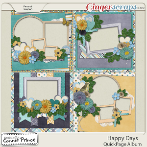 Retiring Soon - Happy Days - QuickPage Album