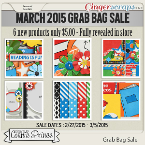 March 2015 Grab Bag Sale - Reading Is Fun
