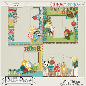 Wild Things - Quick Page Album