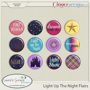 Light Up The Night Flairs