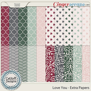 Love You - Extra Papers