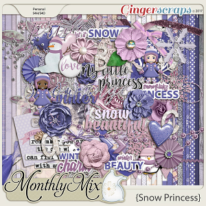 Monthly Mix: Snow Princess