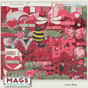 Love Bug KIT by MagsGraphics
