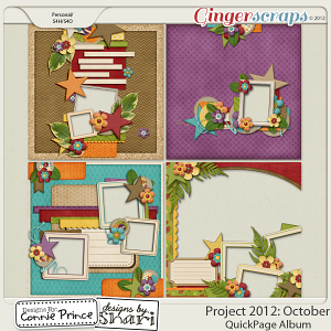 Retiring Soon - Project 2012: October - QuickPages
