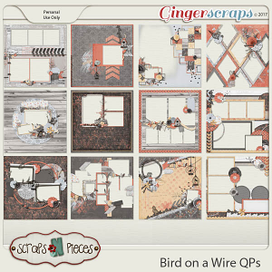 Bird on a Wire Quick Pages