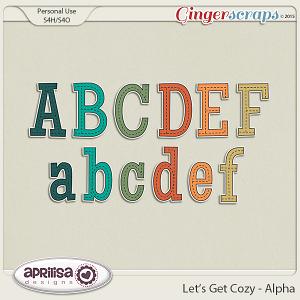 Let's Get Cozy - Alpha