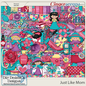 Just Like Mom {Kit} by Day Dreams 'n Designs