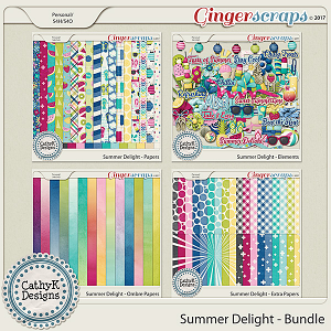 Summer Delight - Bundle
