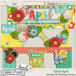 #2016 April - Facebook Timeline Covers