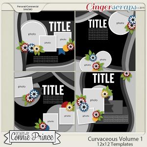 Curvaceous Volume 1 - 12x12 Temps (CU Ok)