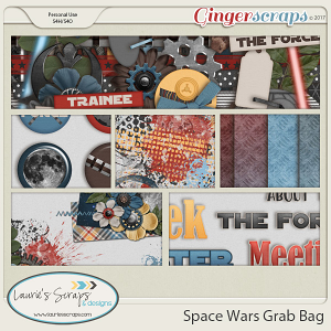 Space Wars Grab Bag