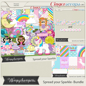 Spread your Sparkle- Bundle