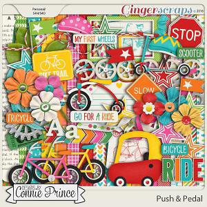 Push & Pedal - Kit