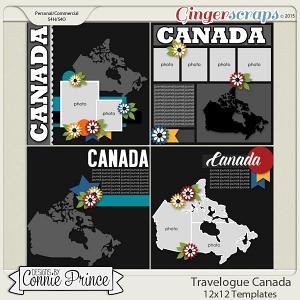 Travelogue Canada - 12x12 Temps (CU Ok)