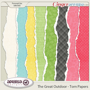 The Great Outdoors - Torn Papers