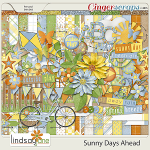 Sunny Days Ahead by Lindsay Jane