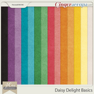 Daisy Delight Basic Papers