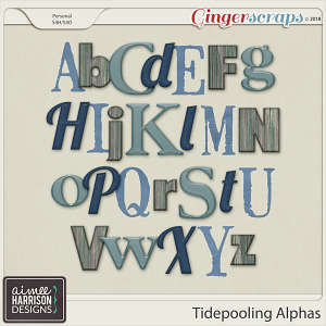Tidepooling Alpha Sets by Aimee Harrison