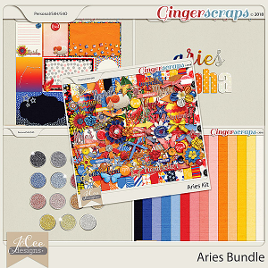 Aries Bundle by JoCee Designs