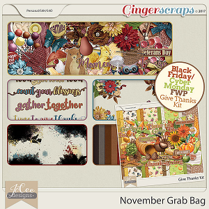November Grab Bag by JoCee Designs
